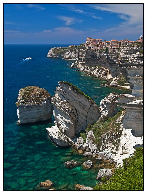 Bonifacio France  city images : Bonifacio, France | Favorite Places & Spaces | Pinterest