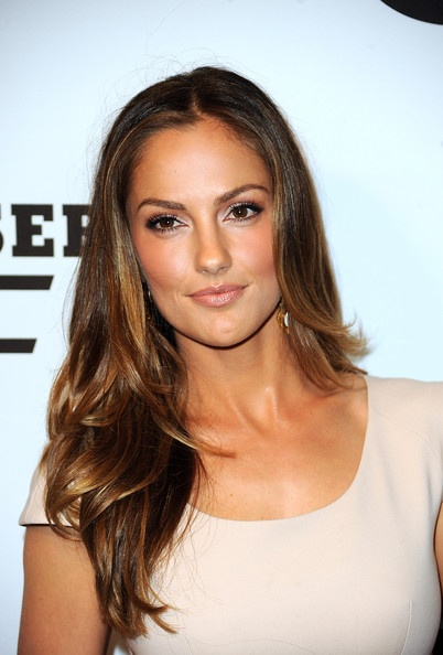 minka kelly ombre hair color newhairstylesformen2014com