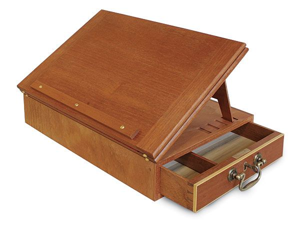 Innovative Free Wooden Lap Desk Plans  Woodideas