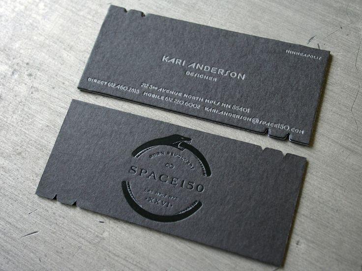 Nice Business Card Design Design