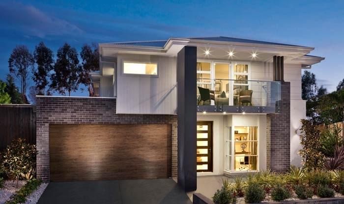 Masterton home designs merlot timeless lhs facade for Home designs masterton