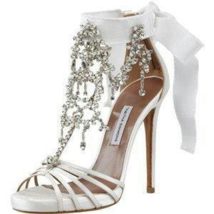 Beautiful Wedding Shoes 004 - Beautiful Wedding Shoes