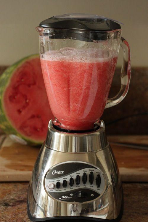 Watermelon Margarita Popsicles | Food | Pinterest