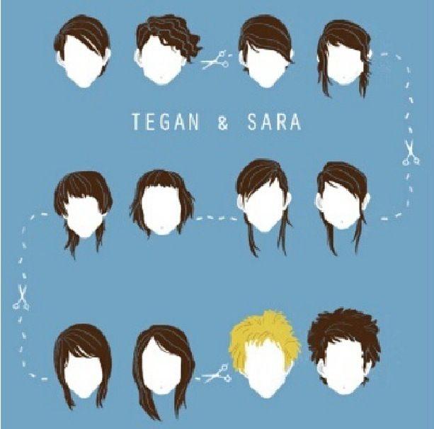 Tegan And Sara Haircuts: Tegan And Sara Hairstyles Tegan And Sara Hairstyles