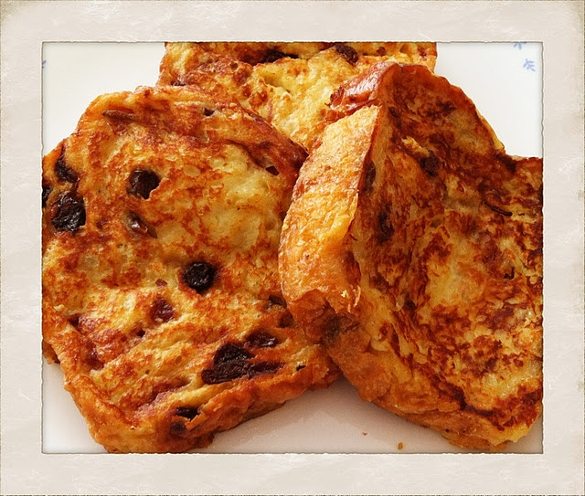 Cinnamon Raisin French Toast- Found the recipe at Panera. I loved the ...