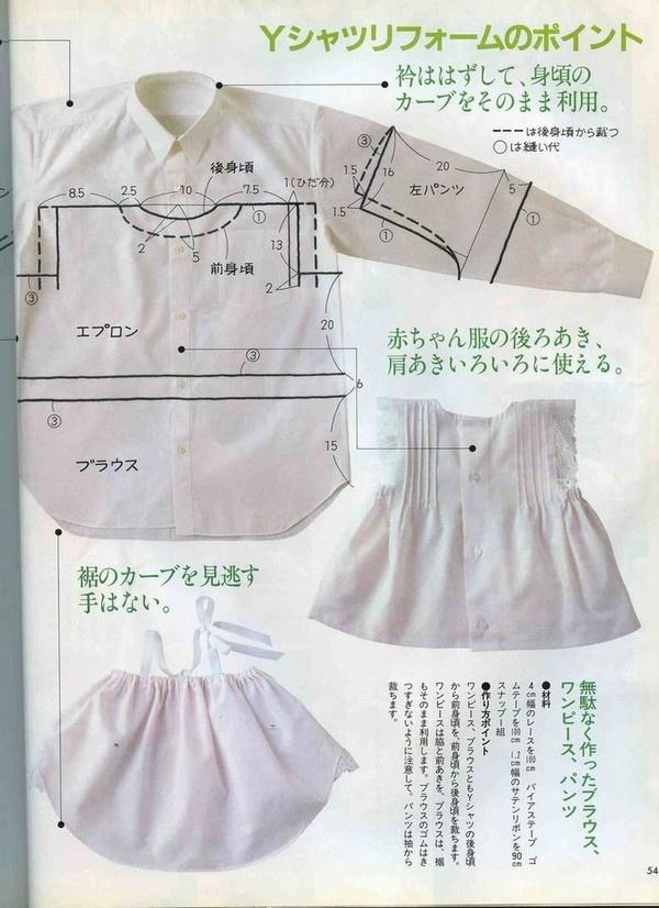 Детское штанишки выкройки