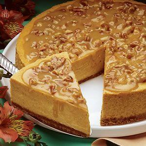 Maple Pumpkin Cheesecake.   Pumpkin is amazing!   Pinterest