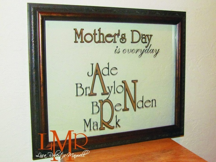 Mother 39 s day gift for sister in law photos pinterest for Mother s day gift for mother in law