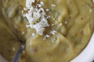 Potato Rosemary Soup | Food | Pinterest