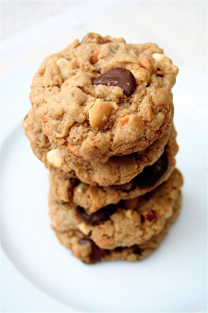 everything but the kitchen sink cookies | Food and Cooking | Pinterest