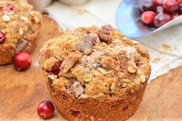 orange pecan coffee cake recipe yummly cranberry orange pecan coffee ...