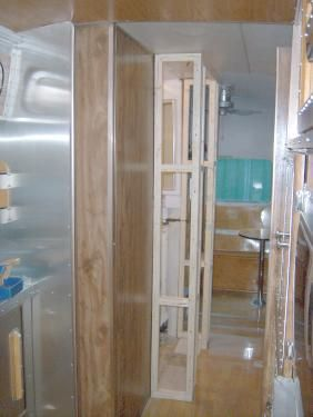 Custom Airstream Bathroom Renovation   Airstream   Pinterest