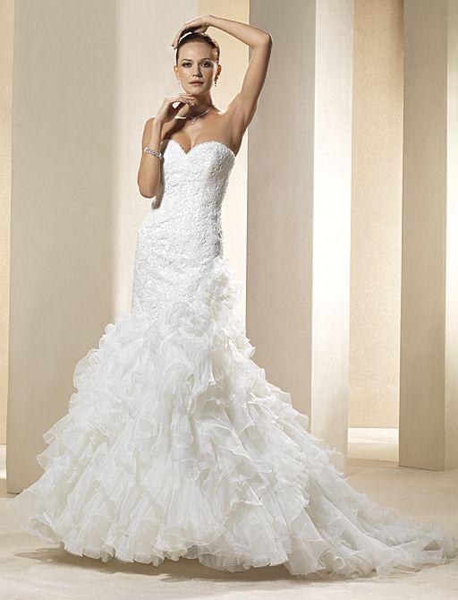 Eddy k wedding gown at the bridal shop fargo nd for Wedding dresses fargo nd