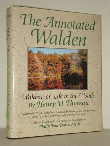 the annotated walden walden or life in the woods by henry. Black Bedroom Furniture Sets. Home Design Ideas