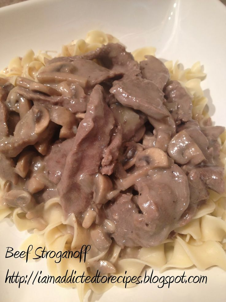 beef stroganoff soup lean beef stroganoff on zucchini ribbons recipes ...