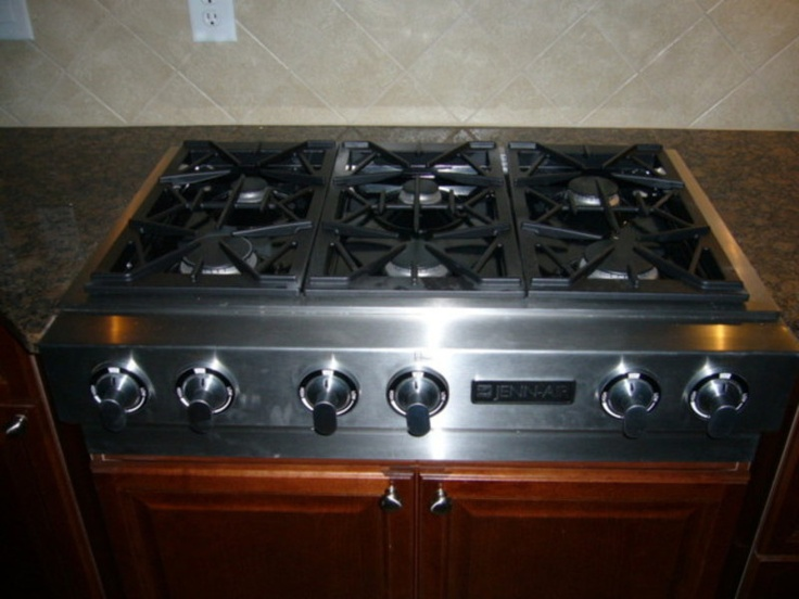 Countertop Gas Stove And Oven : countertops