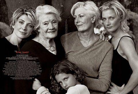 Annie leibovitz daughters