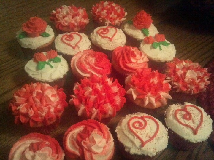 easy valentine baking recipes