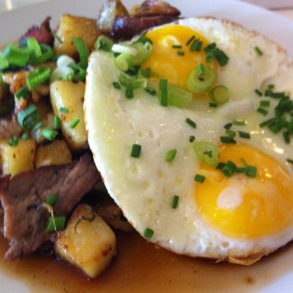 Steak Hash | Delhi St. Bistro | Pinterest