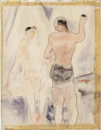 Charles demuth homo art with names ii pinterest for Demuths bath