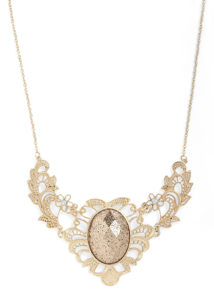 Versailles of the Times Necklace - Party, Vintage Inspired, Luxe ...