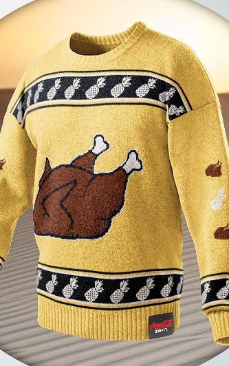 holiday sweater generator