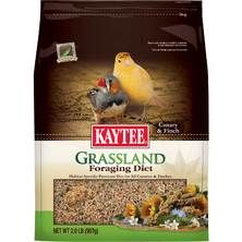 KAYTEE® habitat inspired Foraging Diet combines the reliability of a nutritionally fortified daily diet with the excitement and enrichment of species specific ingredients similar to those found in your bird's natural habitat.