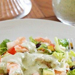 Mexican Shrimp Cobb Salad | Salads | Pinterest