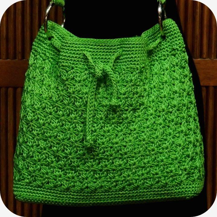 Crochet Yarn Bag Pattern : Pin by Snugglebugg Keepsakes on Crochet Pinterest