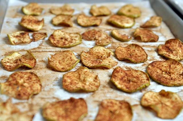 Apple chips | Recipes | Pinterest
