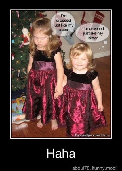 I did this to my daughters