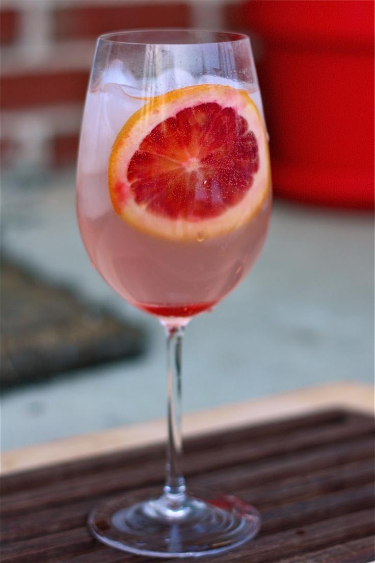 ... blood orange vinaigrette blood orange sherbet blood orange soda mind