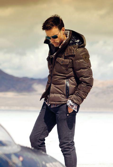 Piumino uomo Blauer inverno 2012 2013 | Cose da indossare | Pinterest