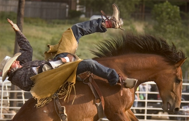 fourth of july rodeos