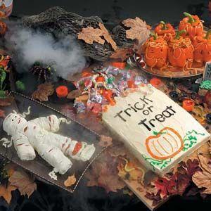 Frightfully Fun Halloween Recipes | Recipes | Pinterest
