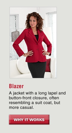 See more about Flattering Garment Styles in our Fit For You Guide: www.monroeandmain.com/fit