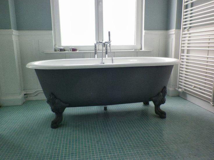 carrelage salle de bain vert deau. Black Bedroom Furniture Sets. Home Design Ideas
