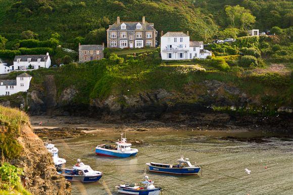 Port Isaac Cornwall All Things British Anglophilia