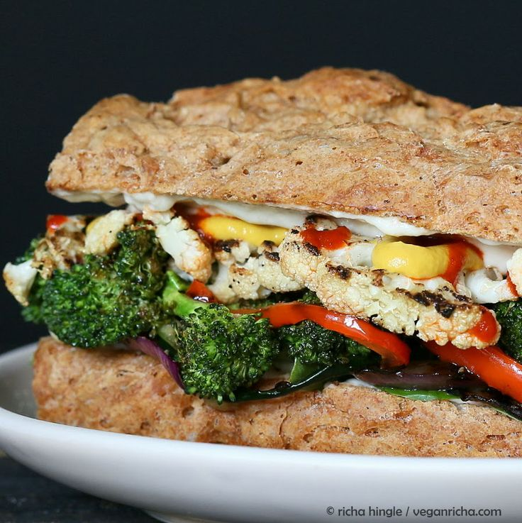 The Ultimate Veggie Sandwich: A Mouthful of Healthy Living