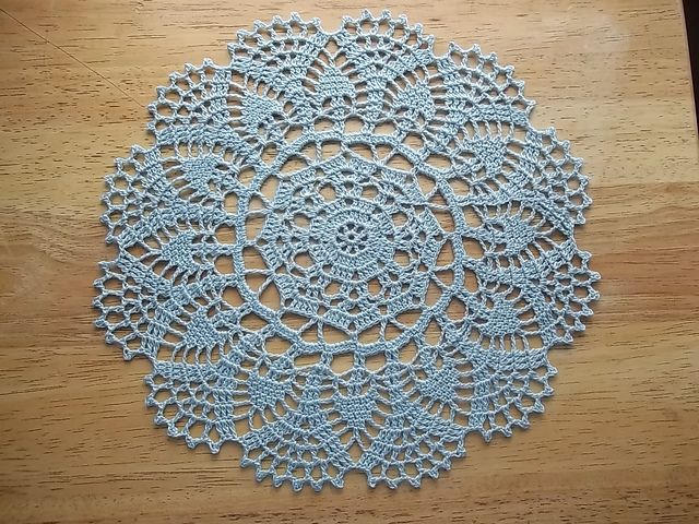 Crocheting Pinterest : Pinterest Free Crochet Doily Patterns LONG HAIRSTYLES