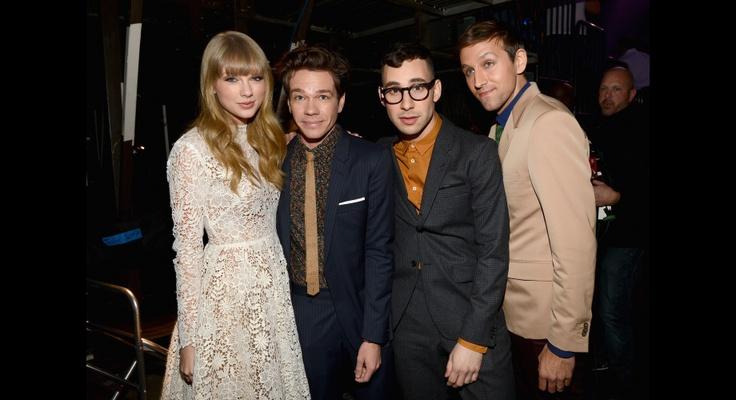 Taylor Swift And Fun. | GRAMMY.com