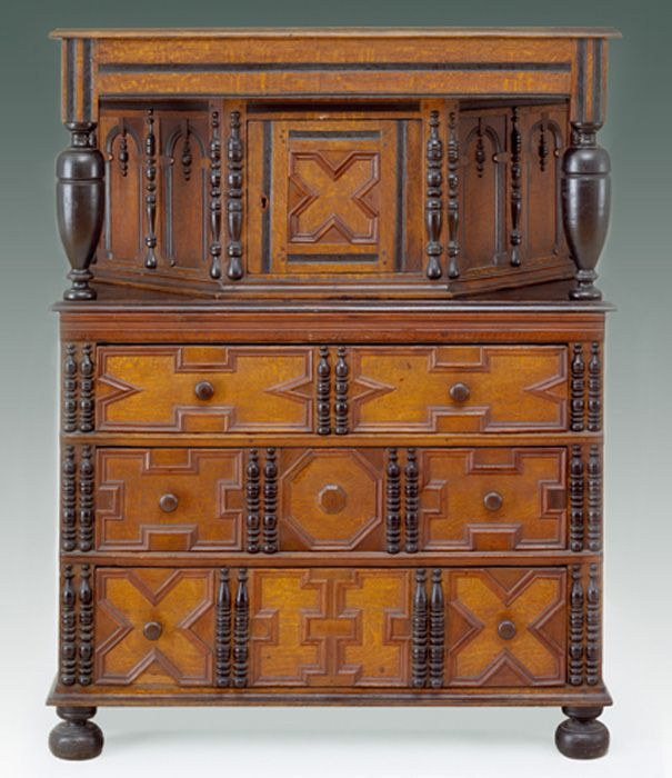 PEM  American Art « Collections  Early American Furniture  Pintere ...