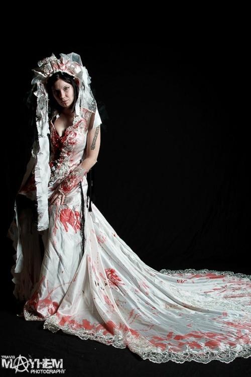Zombie Wedding Dress For  : Zombie wedding dress uniixe