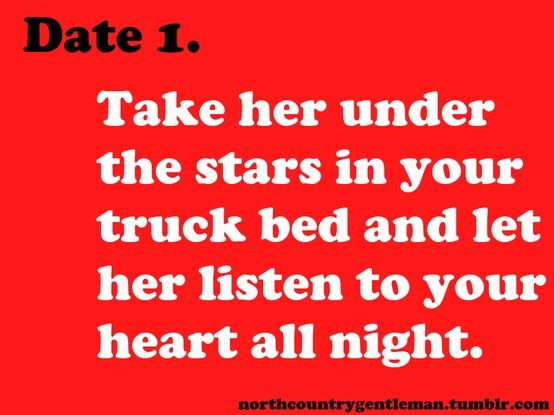 First date quotes sayings