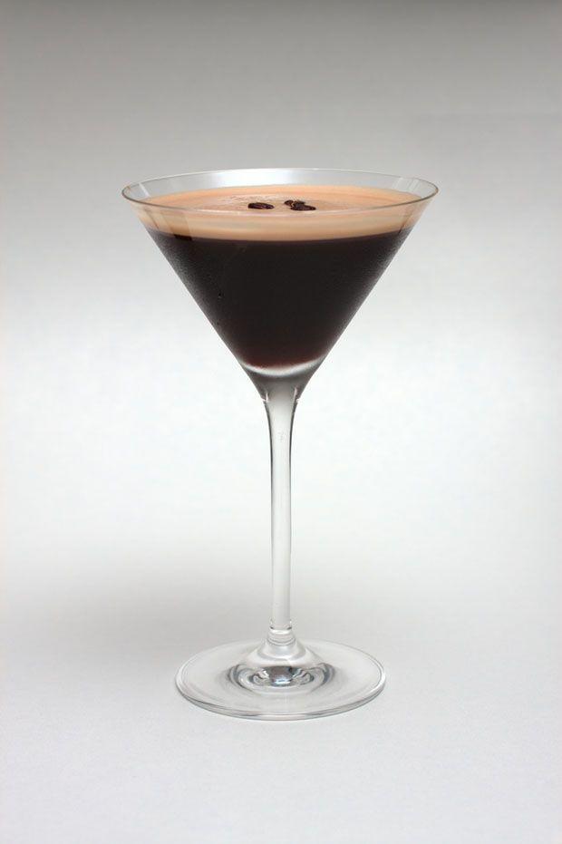 espresso martini recipe lush pinterest