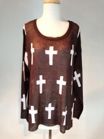 wildfox-roadie sweater - Altitude Designer Clothing Store - Jackson
