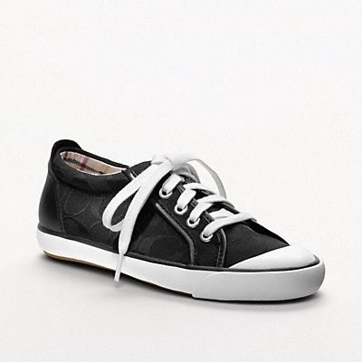 Don't want specifically Coach shoes, but would love for a closed-toe