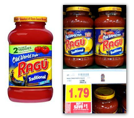 Ragu coupons canada 2018
