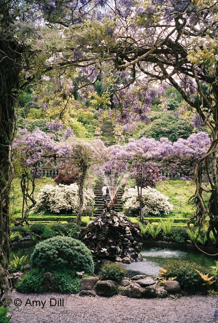 Bantry House & Gardens in Bantry, Ireland