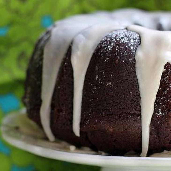 Mocha Rum Cake Recipe | baking | Pinterest